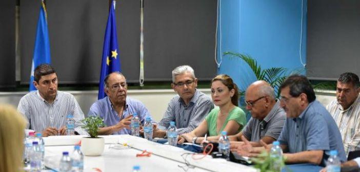 Λευτέρης Αυγενάκης: «Αδιαπραγμάτευτη η επιτυχία των Παράκτιων Μεσογειακών Αγώνων που θα γίνουν στην Πάτρα»