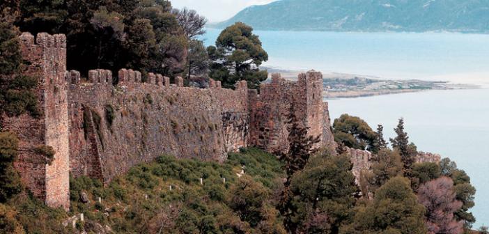 Η ανάδειξη του λόφου – κάστρου της Ναυπάκτου
