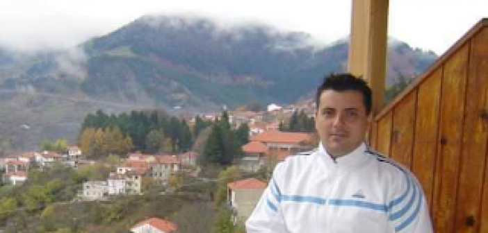 Τεχνικός διευθυντής στην Α.Ε. Μεσολογγίου ο Οδυσσέας Αγγελόπουλος