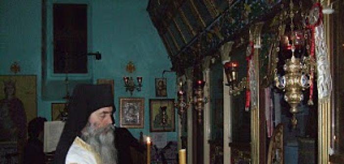 Εορτάζει και πανηγυρίζει η Παναγία η Βλοχαΐτισσα