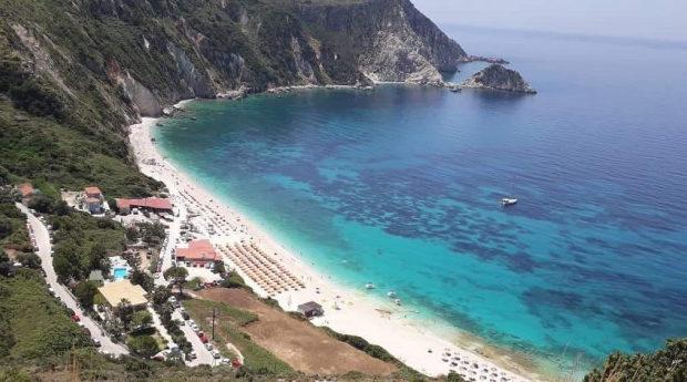 Τρεις παραλίες του Ιονίου στις 10 καλύτερες της χώρας (ΔΕΙΤΕ  ΦΩΤΟ)