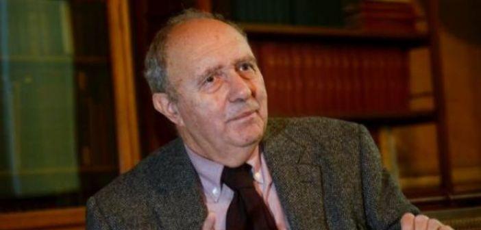 Απεβίωσε ο ιστορικός και πανεπιστημιακός Κωνσταντίνος Σβολόπουλος