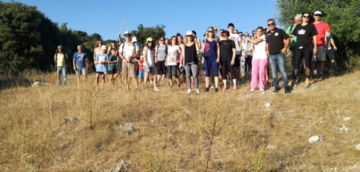 «Παπαδάτου 2019»: Με μεγάλη συμμετοχή ο περίπατος στην λίμνη Αμβρακία (ΔΕΙΤΕ ΦΩΤΟ)