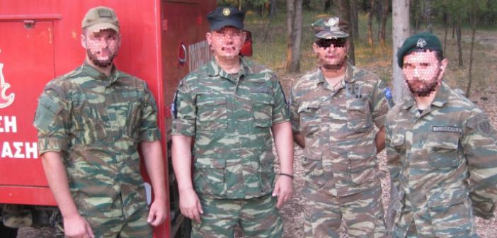 Εθελοντική πυρασφάλεια σε περιοχές του Αγρινίου από τον Α.Σ.Ε.Ε.Δ. (ΔΕΙΤΕ ΦΩΤΟ)