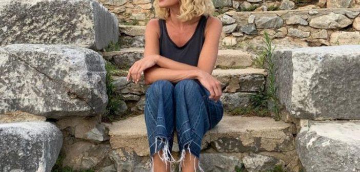 Ζέτα Μακρυπούλια: Προκαλεί… ταραχή με το θανατηφόρο κορμί της! (ΔΕΙΤΕ ΦΩΤΟ)