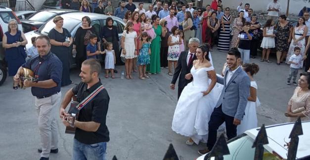 Λευκάδα: Γαμπρός και νύφη από την Εγκλουβή μετά από 40 χρόνια… (ΔΕΙΤΕ ΦΩΤΟ)