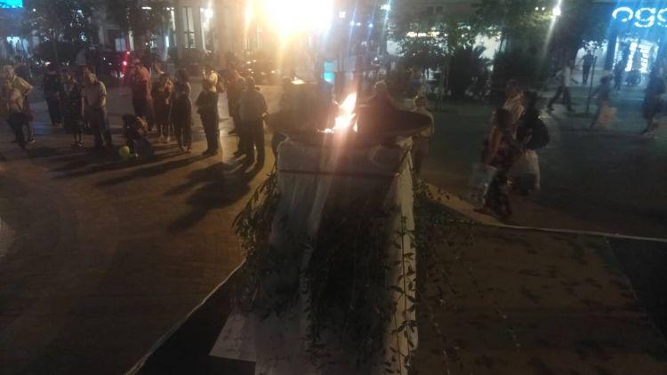 Η «Φλόγα της Αγάπης» στο Αγρίνιο (ΦΩΤΟ)
