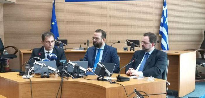 Χάρης Θεοχάρης: Αρχίζει η διαβούλευση για το 10ετες τουριστικό πλάνο – Νεκτάριος Φαρμάκης: Διαρκής η συνεργασία με τον Υπουργό Τουρισμού (ΦΩΤΟ)