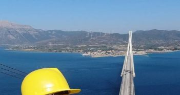 Αιτωλοακαρνανία: Ευτύχης Μπλέτσας… Εμπειριάρα στη γεφυράρα! (ΔΕΙΤΕ ΦΩΤΟ)