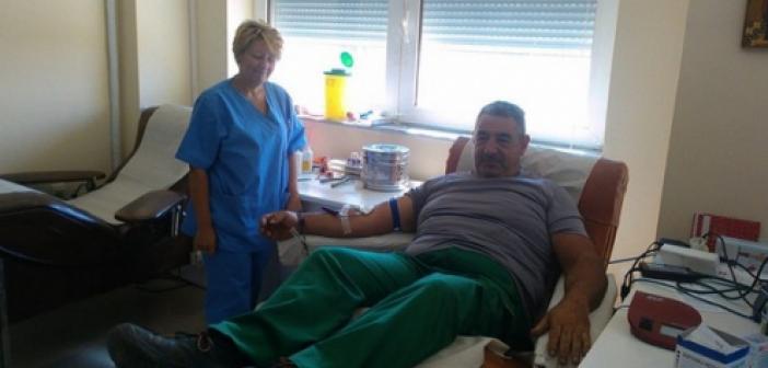 Η Μοτολέσχη Μεσολογγίου δίνει αίμα (ΦΩΤΟ)