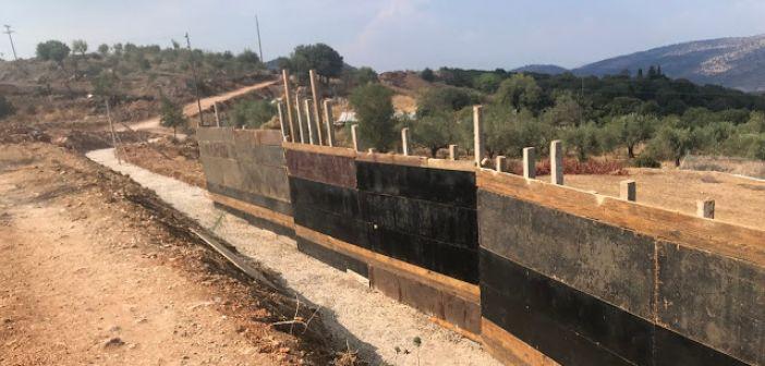 Κατούνα: Εργασίες στον δρόμο από το Δασσύλιο μέχρι την Τρύφου (ΔΕΙΤΕ ΦΩΤΟ)
