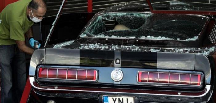 Απίθανο: Τη Mustang των ληστών την είχε «κλέψει» ο Θανάσης Βέγγος ως «Φανερός Πράκτωρ 000»! (ΔΕΙΤΕ ΦΩΤΟ)