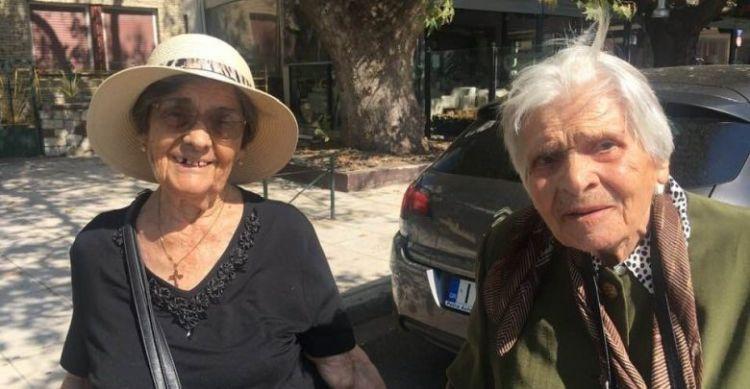 Δύο 92χρονες δασκάλες διηγούνται ιστορίες από την Ορεινή Ναυπακτία (ΔΕΙΤΕ VIDEO)