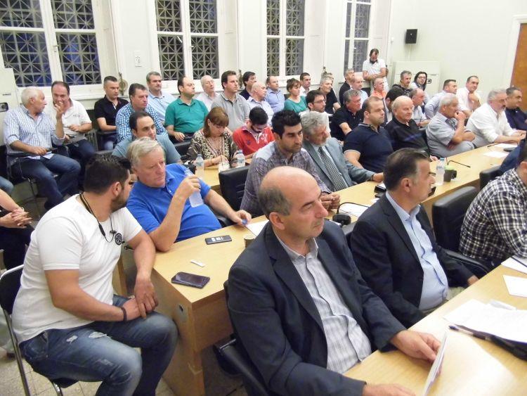 Την Τρίτη η συνεδρίαση του Δημοτικού Συμβουλίου Αγρινίου, για τον ορισμό μελών στα νομικά πρόσωπα