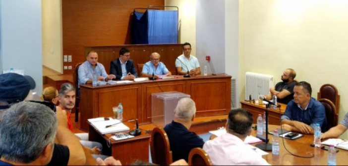 Συνεδριάζει την Κυριακή το Δημοτικό Συμβούλιο Ξηρομέρου – Τα θέματα της ημερήσιας διάταξης