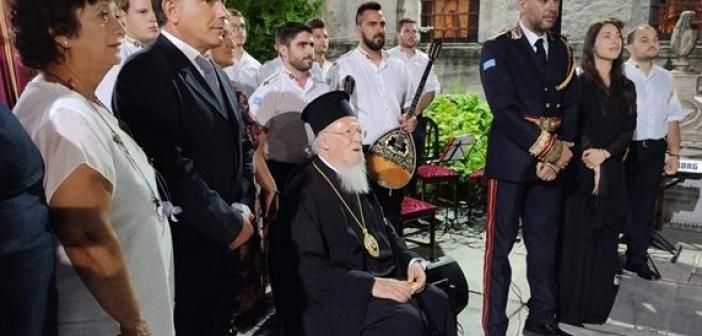Αμφιλοχία: Το ταξίδι της Δημοτικής Φιλαρμονικής στην Κωνσταντινούπολη (ΔΕΙΤΕ ΦΩΤΟ)