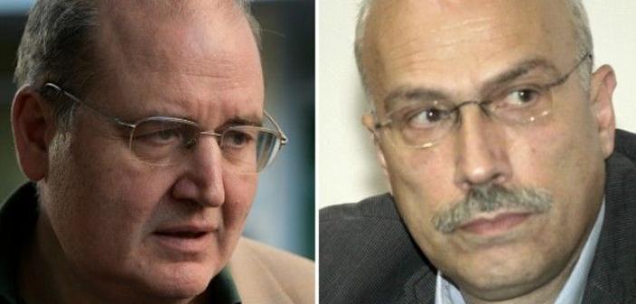 Δίπλα – δίπλα έδωσαν τη μάχη για τη ζωή τους Νίκος Φίλης και Θόδωρος Μαργαρίτης