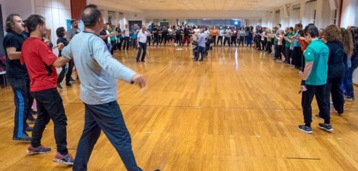 Αγρίνιο: 12o Σεμινάριο Παραδοσιακών Χορών της ΓΕΑ