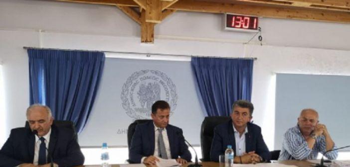 Μεσολόγγι: Ο Γιάννης Τσώλος νέος Πρόεδρος του Δημοτικού Συμβουλίου