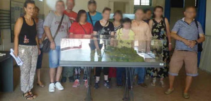 """Η """"Ηλιαχτίδα"""" στο Κέντρο Περιβάλλοντος Τριχωνίδας στα Αμπάρια Παναιτωλίου (ΦΩΤΟ)"""
