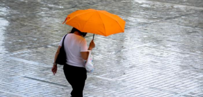 Καιρός: Ισχυρά μελτέμια την Πέμπτη με βροχές και καταιγίδες