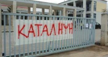 Επέτειος δολοφονίας Φύσσα: Συνεχίζονται οι καταλήψεις για δεύτερη μέρα σε σχολεία του Αγρινίου