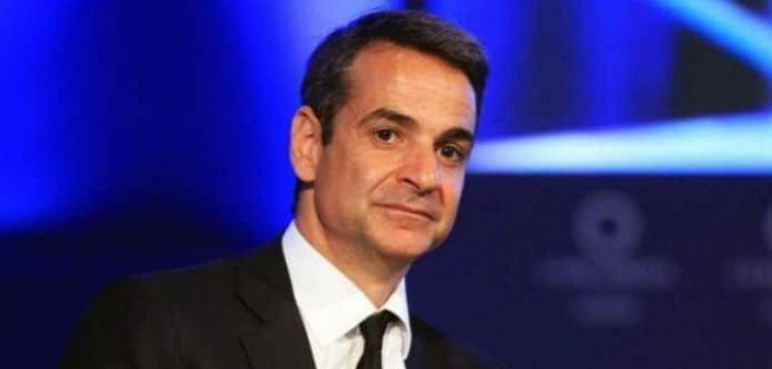Κυριάκος Μητσοτάκης: Η ευαίσθητη πλευρά του πρωθυπουργού! Στο πλευρό των αδέσποτων… (ΔΕΙΤΕ ΦΩΤΟ)