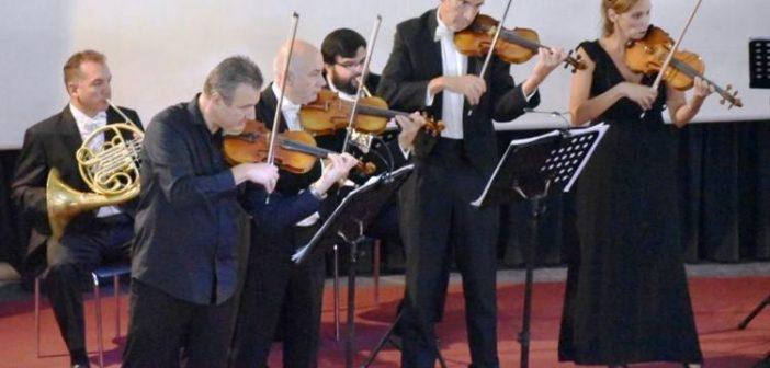 Με συγκίνηση για το Αγρίνιο μιλά η βιολίστρια της Κρατικής Ορχήστρας Αθηνών