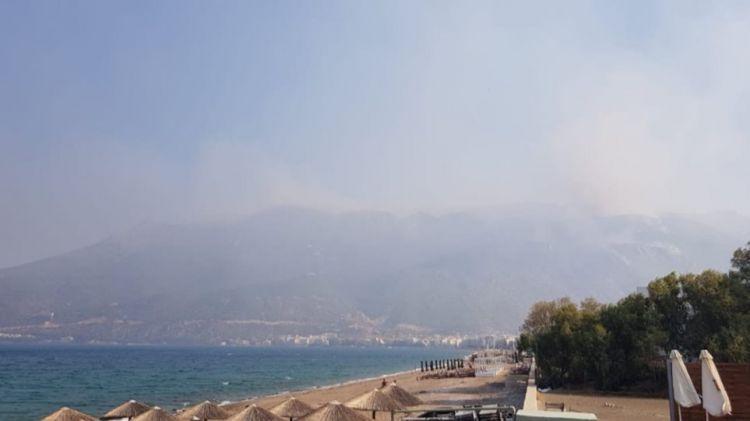Φωτιά στο Λουτράκι: Μάχη με τις αναζωπυρώσεις – Κομάντο της ΕΜΑΚ με Super Pumα στην κορυφή του βουνού (ΔΕΙΤΕ ΦΩΤΟ + VIDEO)