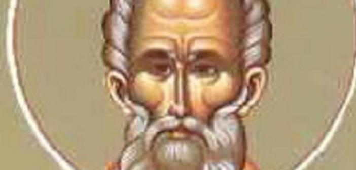 Όσιος Φιλόθεος: Ο Πρεσβύτερος και θαυματουργός