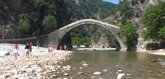 Οι «άγνωστες» ομορφιές του ποταμού Ευήνου (VIDEO)