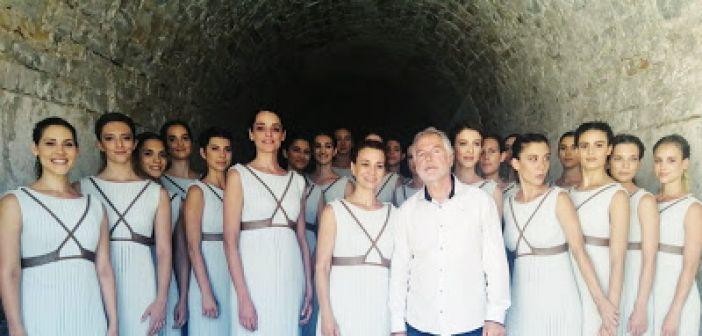 Υπό τους ήχους της μουσικής του Παναιτωλιώτη συνθέτη Γιάννη Ψειμάδα άναψε η Φλόγα για τους Χειμερινούς Ολυμπιακούς Αγώνες Νέων «Λωζάνη 2020» (ΔΕΙΤΕ ΦΩΤΟ)