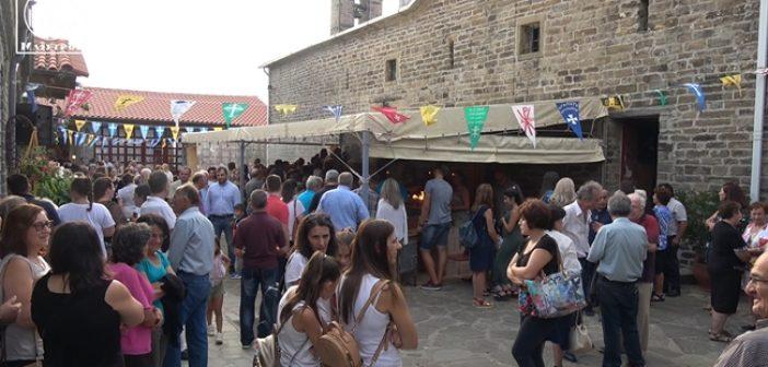 Μέγας Πανηγυρικός Εσπερινός με πλήθος πιστών στην Ι.Μ. Ρέθα Αμφιλοχίας (ΦΩΤΟ + VIDEO)
