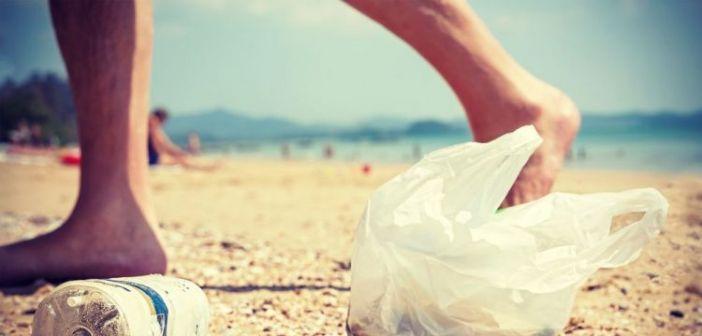 Τι απορρίμματα εντοπίστηκαν σε παραλίες της Ναυπάκτου