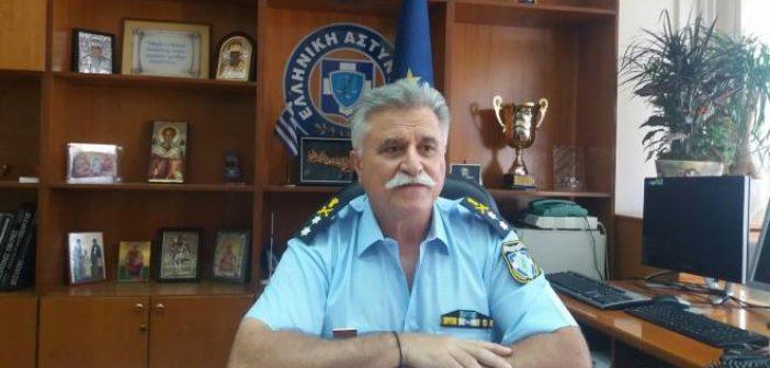 Ν. Σπανουδάκης: «Θέλω οι πολίτες να νιώθουν ασφάλεια. Το γραφείο μου θα είναι ανοικτό» (ΔΕΙΤΕ VIDEO + ΦΩΤΟ)