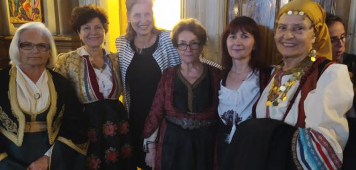 Χρυσούλα Τασολάμπρου: H Ελληνίδα εντεταλμένη πολιτισμού στη Σκανδιναβία