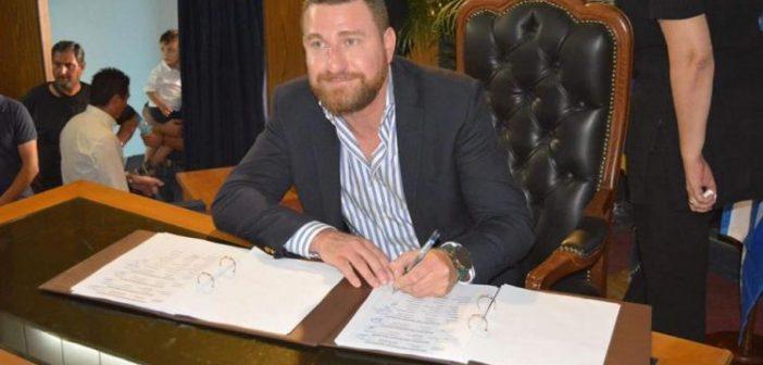 Δήμος Αγρινίου: Παραιτήθηκε από αντιδήμαρχος και δημοτικός σύμβουλος ο Ντίνος Τσιαμάκης – Αναλαμβάνει ο Χρήστος Γκούντας