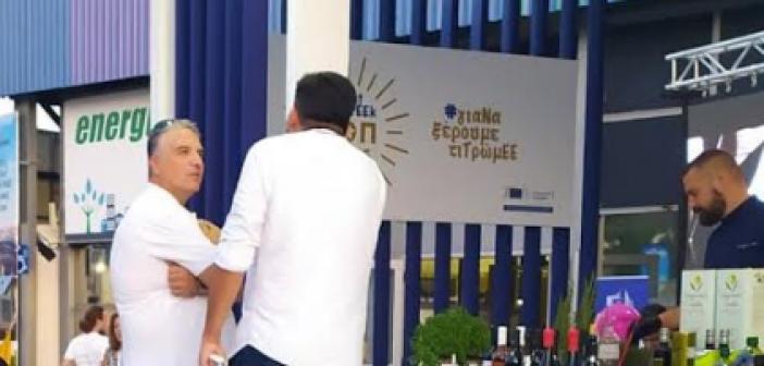 Με προϊόντα ΠΟΠ και ΠΓΕ της Περιφέρειας Δυτικής Ελλάδας «μαγειρεύει» η Ευρωπαϊκή Επιτροπή στην Ελλάδα (ΦΩΤΟ)