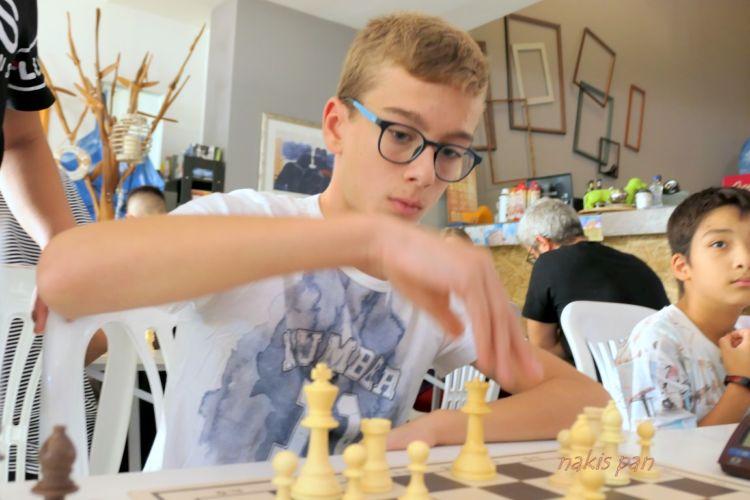 Ναύπακτος: 11o Τουρνουά σκακιού BLITZ LEPANTO (ΔΕΙΤΕ ΦΩΤΟ)