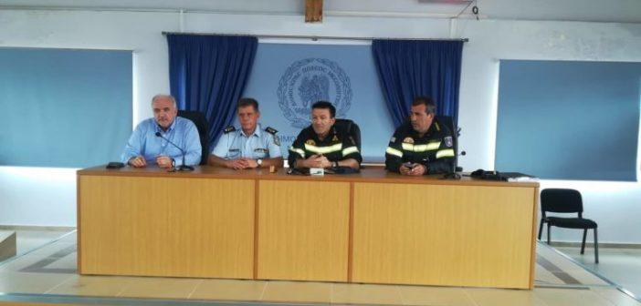 Αίτημα κήρυξης του Δήμου Μεσολογγίου σε κατάσταση έκτακτης ανάγκης (ΦΩΤΟ)