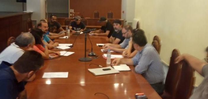 Συνάντηση των Προέδρων κοινοτήτων Δήμου Ξηρομέρου για θέματα που αφορούν τις κοινότητες (ΔΕΙΤΕ ΦΩΤΟ)