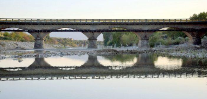 Ολοκληρώνονται οι εργασίες αποκατάστασης στη γέφυρα της Αβόρανης (ΦΩΤΟ)