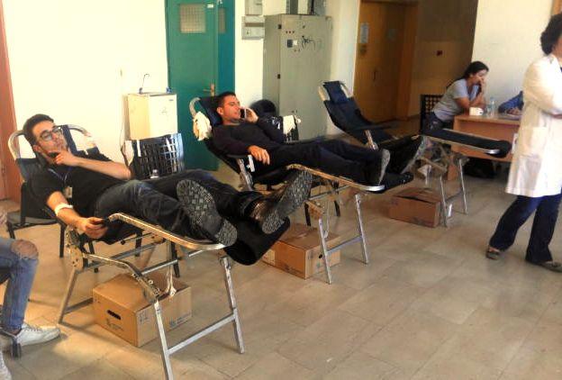 Φοιτητές του Αγρινίου έδωσαν αίμα, ζωή και ελπίδα (ΔΕΙΤΕ ΦΩΤΟ)