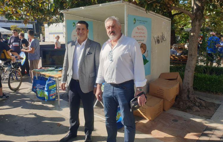 Με επιτυχία η εκδήλωση του Δήμου Αγρινίου για την ανακύκλωση (ΦΩΤΟ)