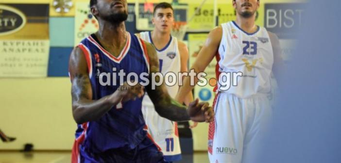 Κύπελλο μπάσκετ: Ήττα – αποκλεισμός για τον Χαρίλαο Τρικούπη από τον Πανιώνιο