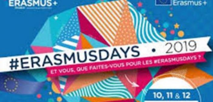 Ξεκίνησε η πανευρωπαϊκή γιορτή Erasmus Days 2019 στη Δυτική Ελλάδα
