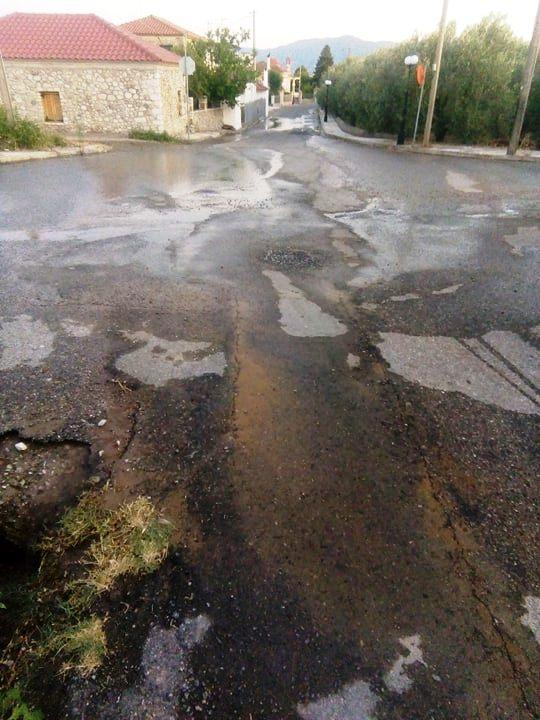 Καινούργιο: Διακοπή νερού λόγω βλάβης