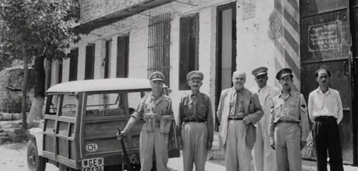 Οι φυλακές της Αγίας Τριάδας στο Αγρίνιο (ΦΩΤΟ)
