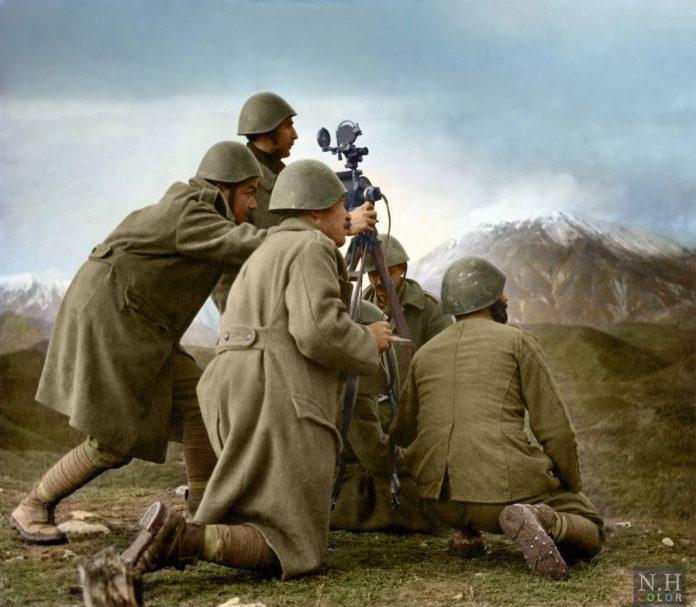 Η ενέδρα των Ελλήνων στους Γερμανούς στην Γαβρολίμνη – Μια άγνωστη μάχη (VIDEO)