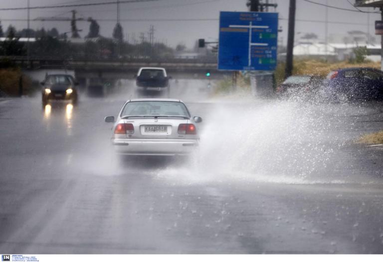 Καιρός σήμερα: Έρχονται βροχές και καταιγίδες – Πού θα εκδηλωθούν